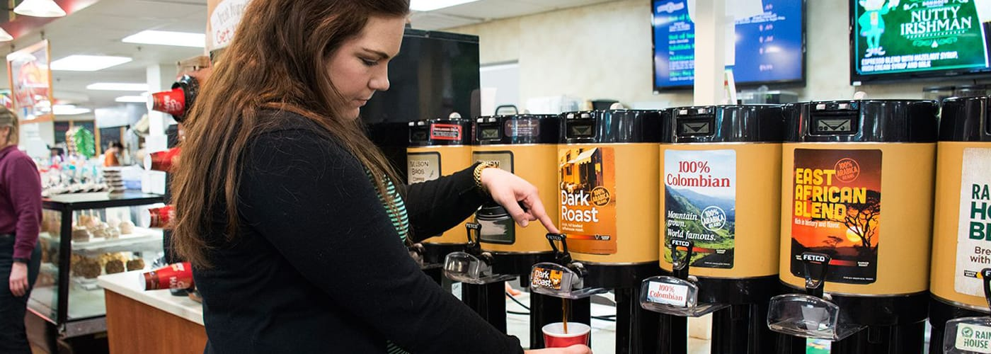 Clearwater Travel Plaza Coffee Bar