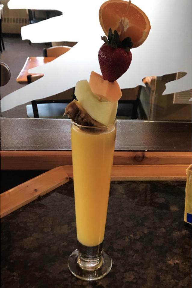 Ultimate Mimosas